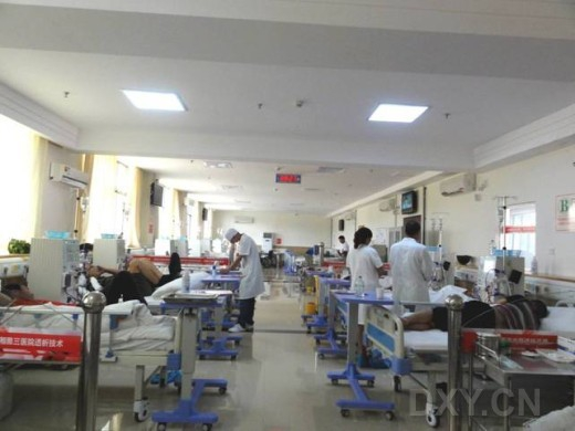 长沙康乃馨老年病医院
